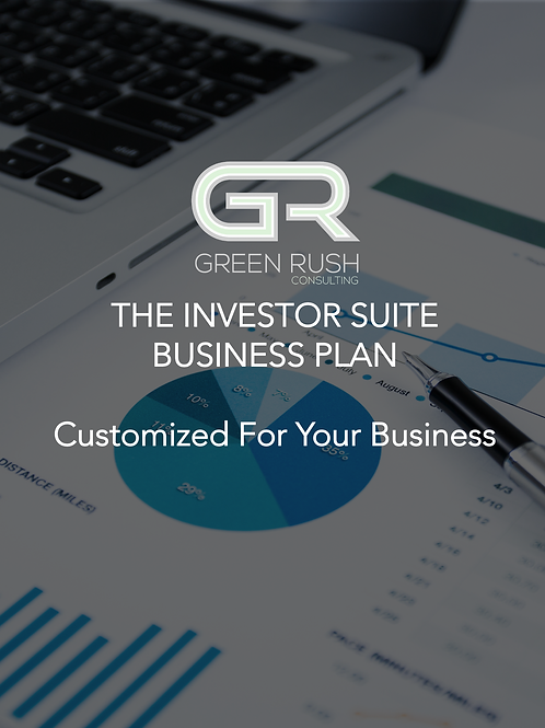 Investor Suite Business Plan