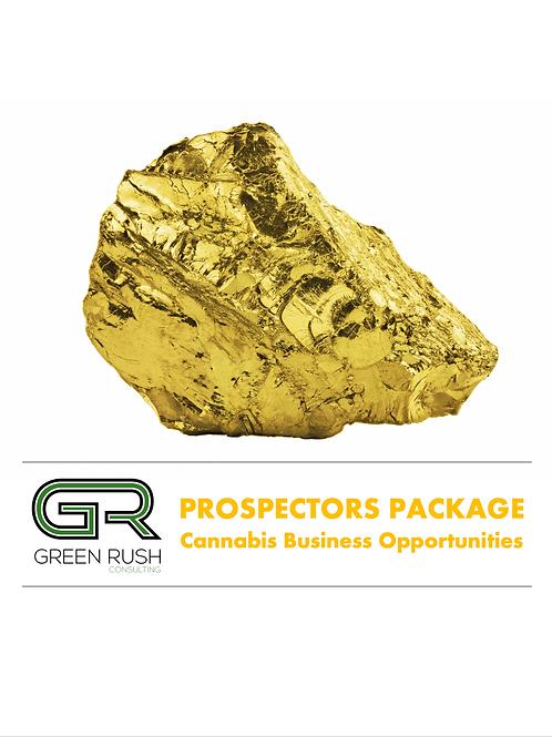 Cannabis Prospectors Package