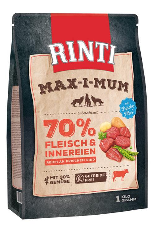 Rinti Hunde-Futter Max-i-Mum Trockenfutter 2x12kg