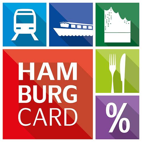 Hamburg CARD Gruppenkarte (Tageskarte)