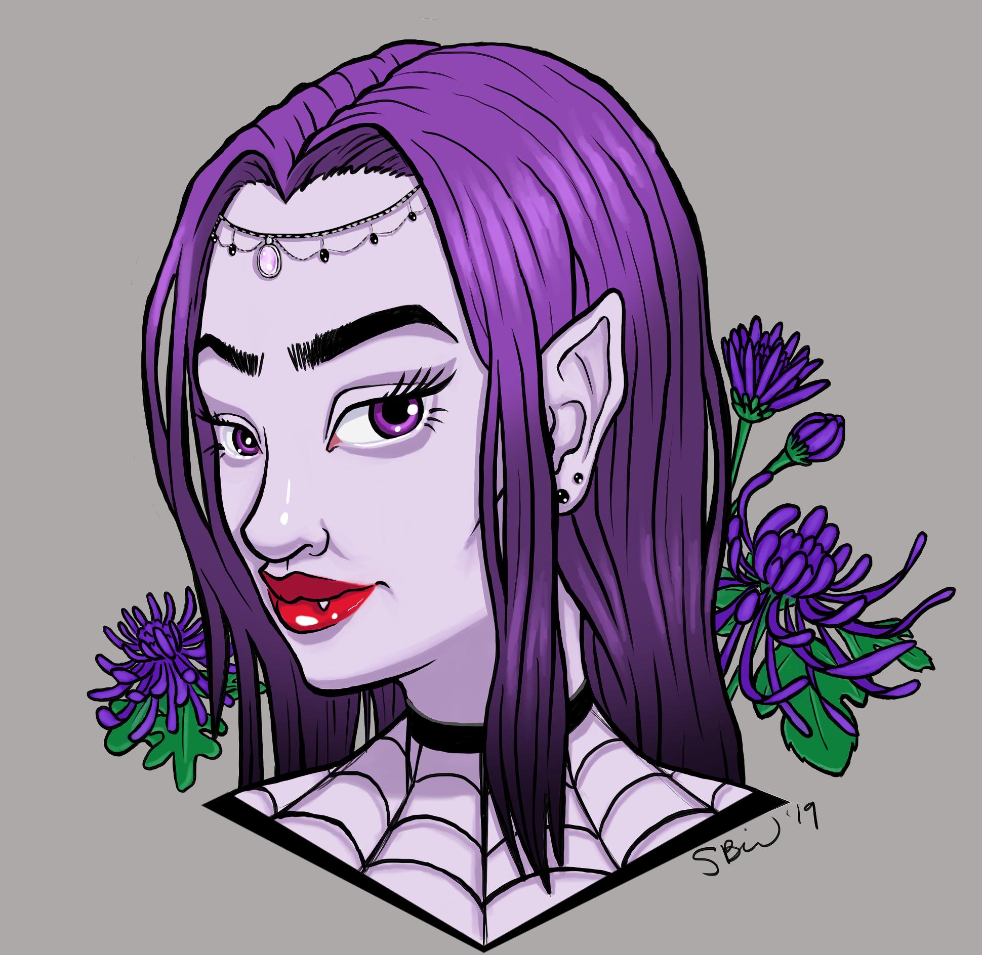 Vampy Lady
