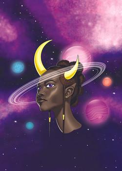Demoness of Planets & Stars