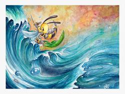 Sting the Windsurfer