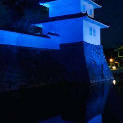 赤穂城跡隅櫓