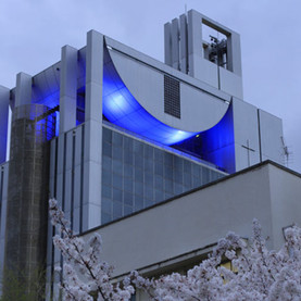 33_ノートルダム清心女子大学 中央棟オラトリー(小聖堂)