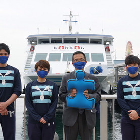 28_早駒運輸神戸シーバス渡辺社長とスタッフの皆さま