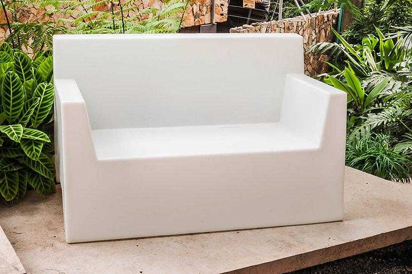 Sofa Angolo 2 puestos