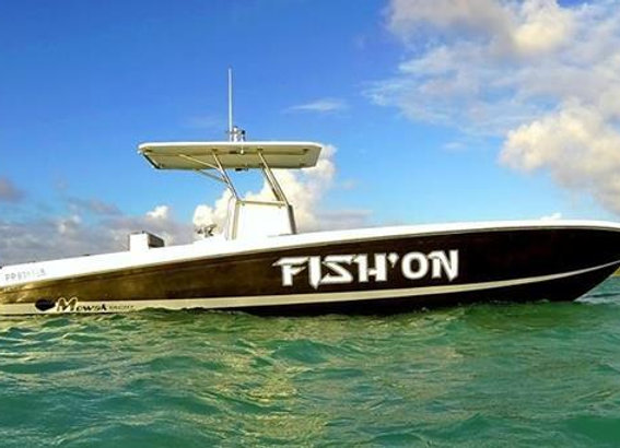 Location de bateau cigarette avec Skipper A partir de 650€