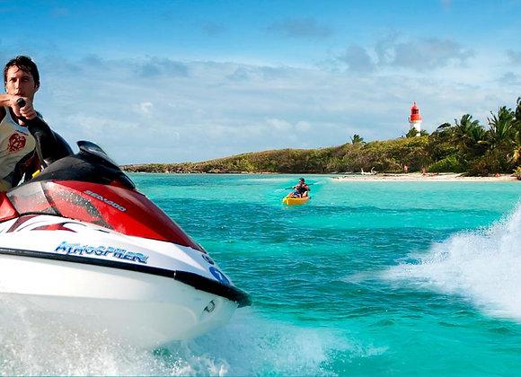 Rando Jet Ski 1h 140€