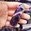 Thumbnail: Natural Stones Crystals Rose Quartz Amethyst Labradorite Crystal Column