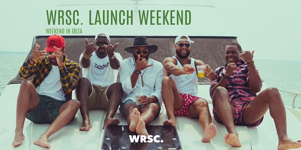 WRSC. Launch Weekend