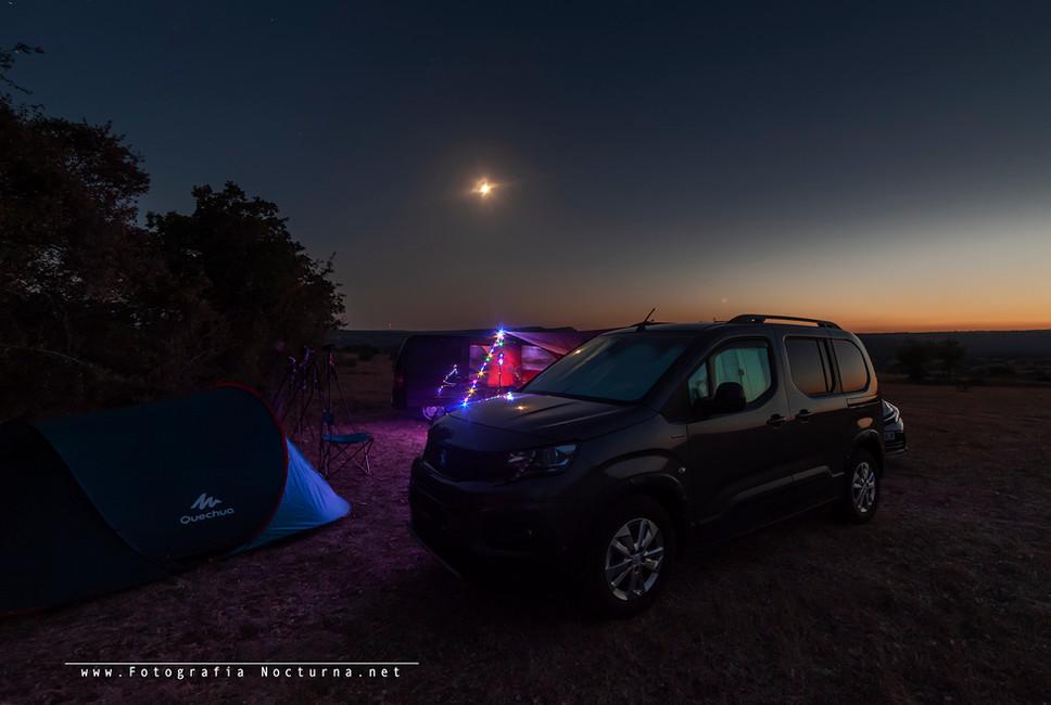 Campamento Orbaneja del Castillo (Agosto 2021)