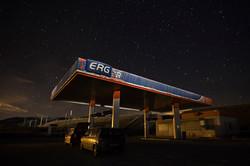 Estación de servicio ERG