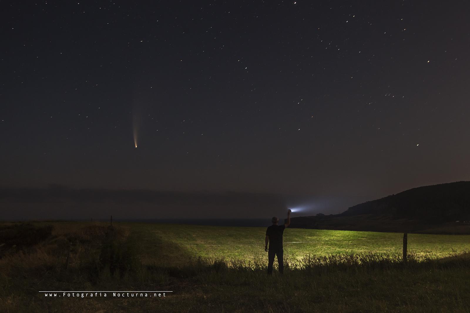 Cometa C/2020 F3 (NEOWISE)