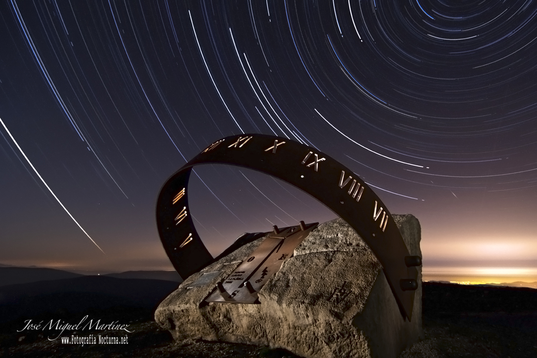 Reloj estelar