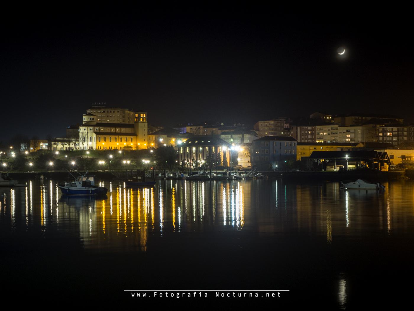 Astillero y la Luna