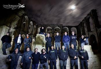 Grupo de fotografia nocturna luciernagos