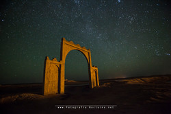 La puerta del Desierto