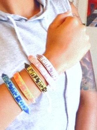 #Kidculture Hand Made Bracelets