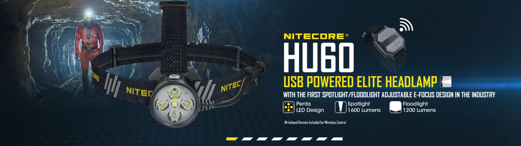Nitecore HU60