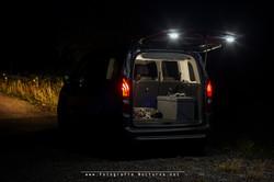 Peugeot Rifter iluminación Nitecore
