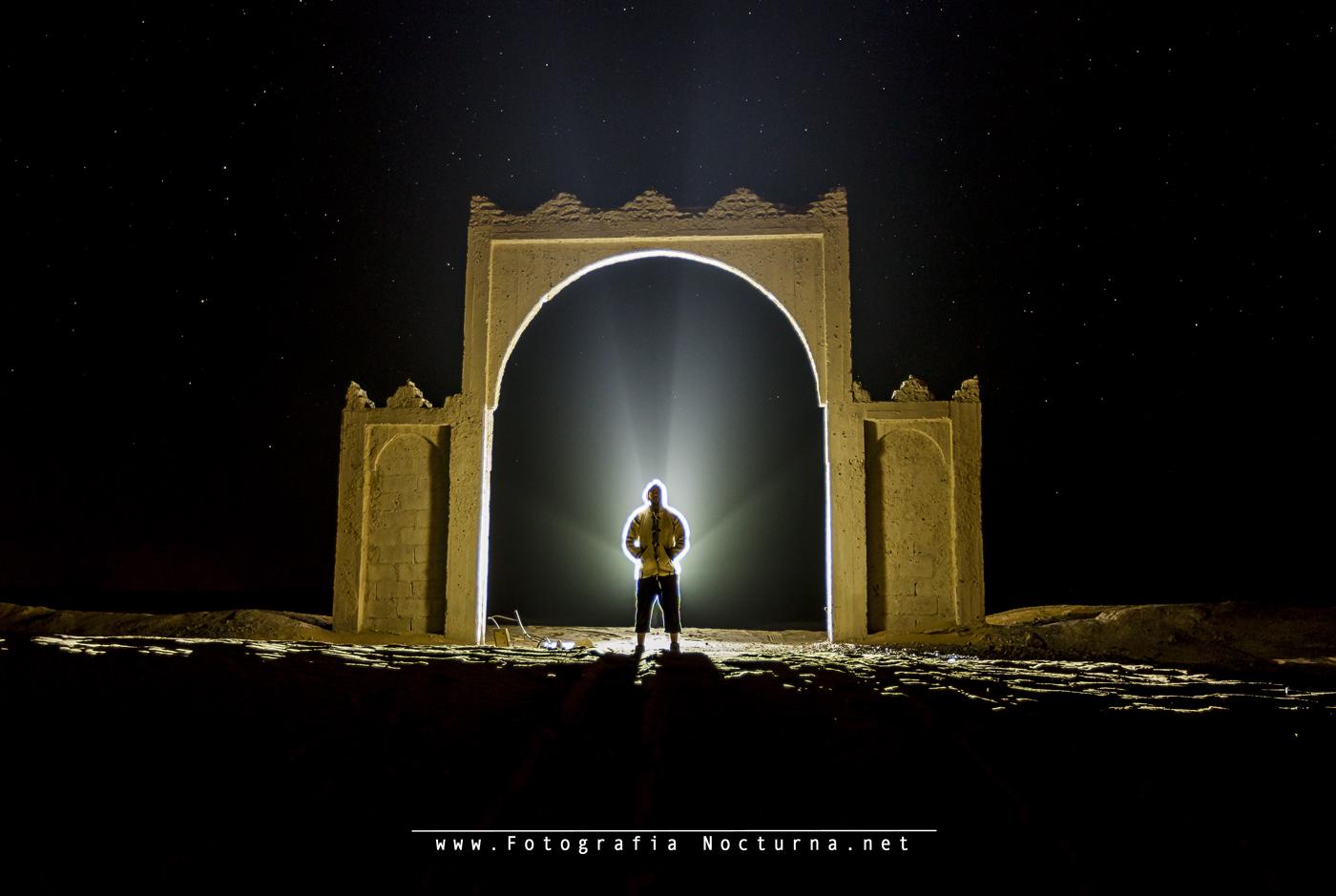 La puerta del Desierto (Maroc)
