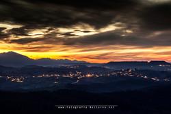 Vistas desde Monte Corona