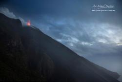 Volcán del Stromboli.