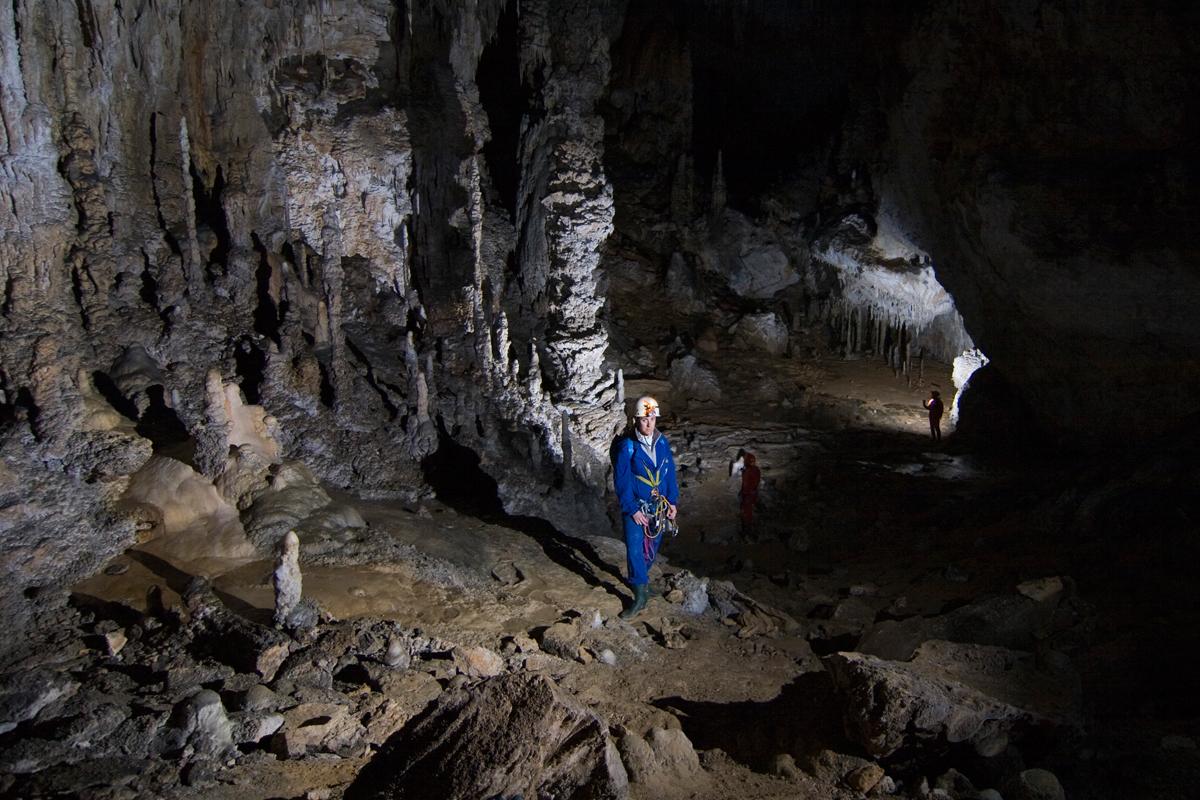 Cueva de Coventosa
