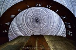 2º Circumpolar reloj solar
