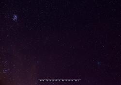Cometa 46P Wirtanen + Pléyades