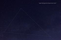 Triángulo de verano