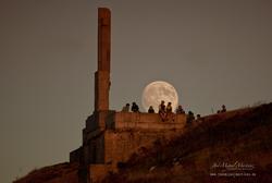 La Superluna de Agosto 2015