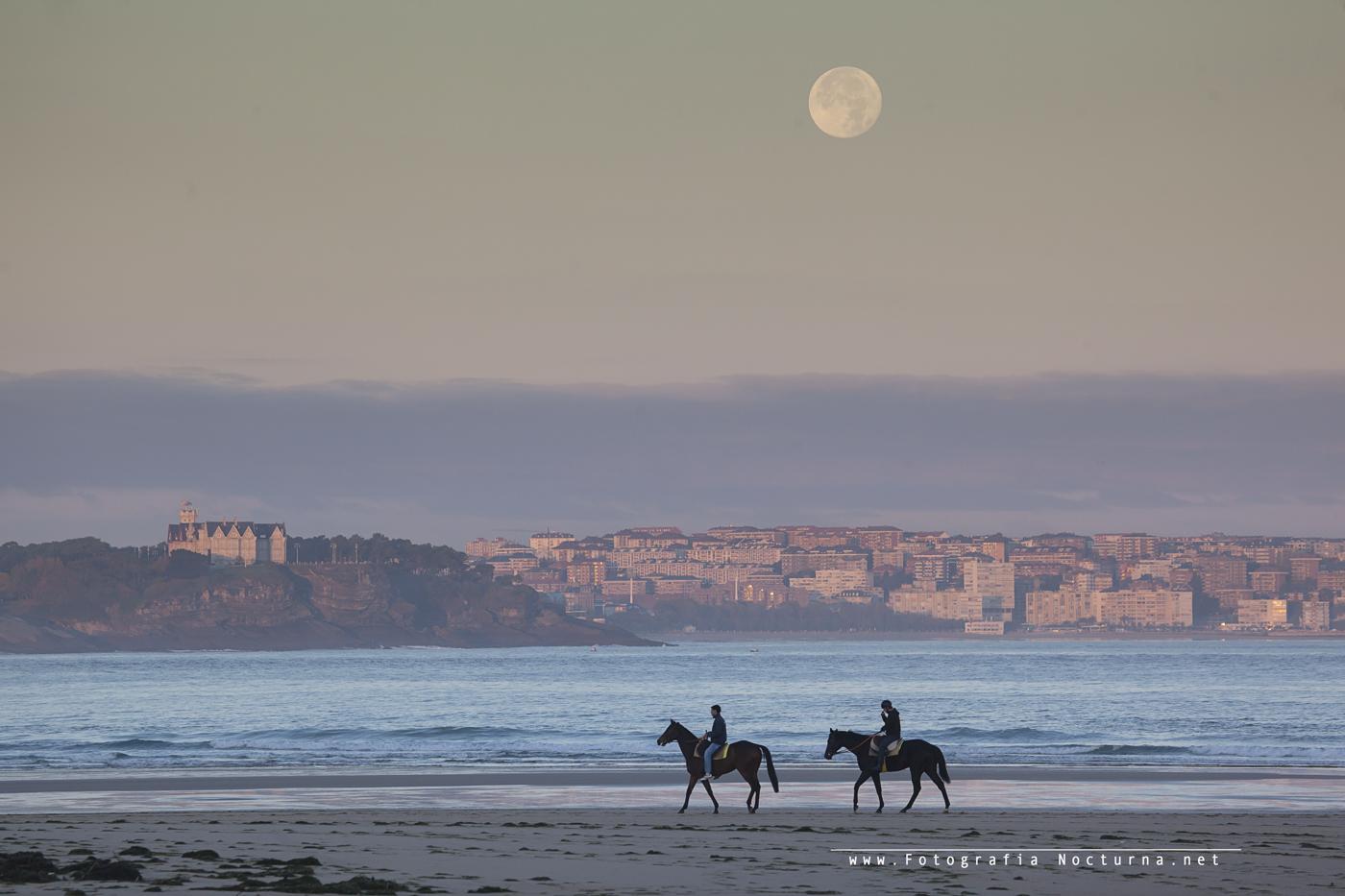 Santander desde Somo