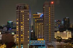 Nocturnas en Ho Chi Minh