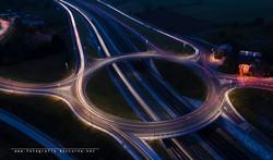 Rotonda autovía