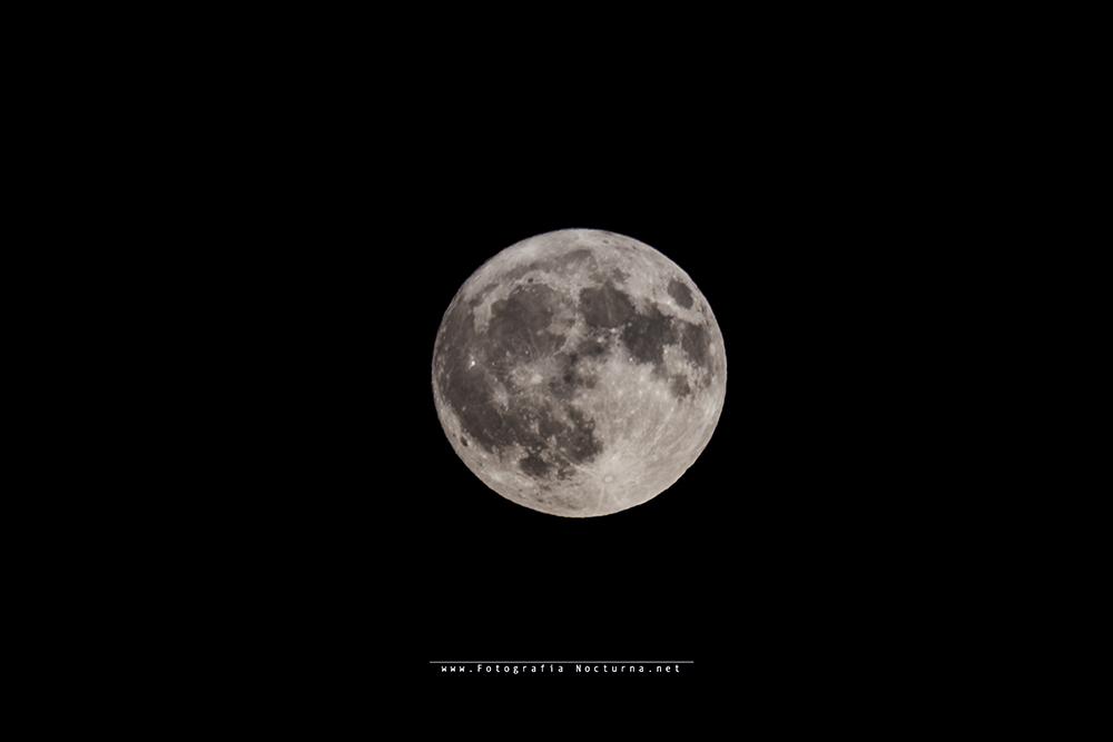 Luna llena Septiembre 2018