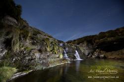 cascada de Atrancos de Herguero
