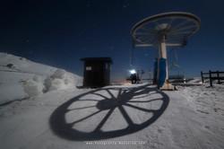 Ski station Nitecore HC35