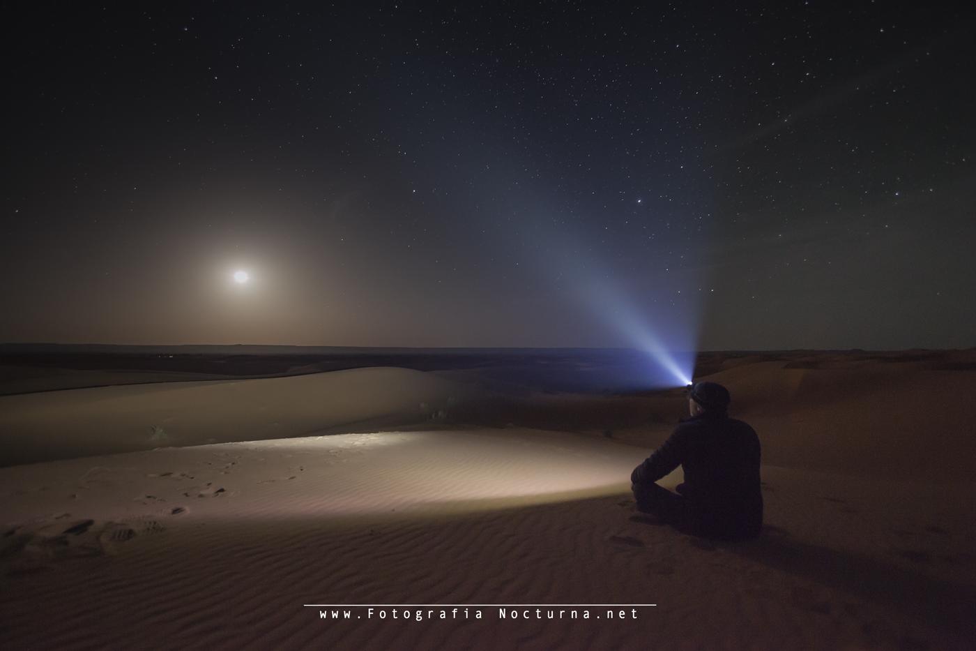 Desierto de Erg Chebbi (Maroc)