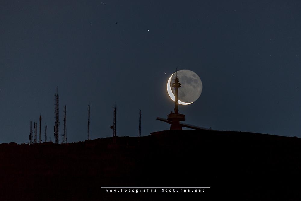 Luna nueva por PeñaCabarga