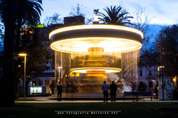 Tiovivo de la Plaza de Alfonso XIII