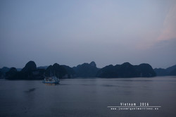La bahía de Ha Long