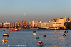Amanecer en Santander