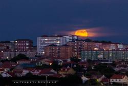 Luna por Santander