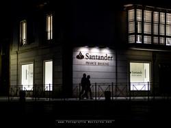 Santander nocturna