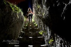700 escaleras