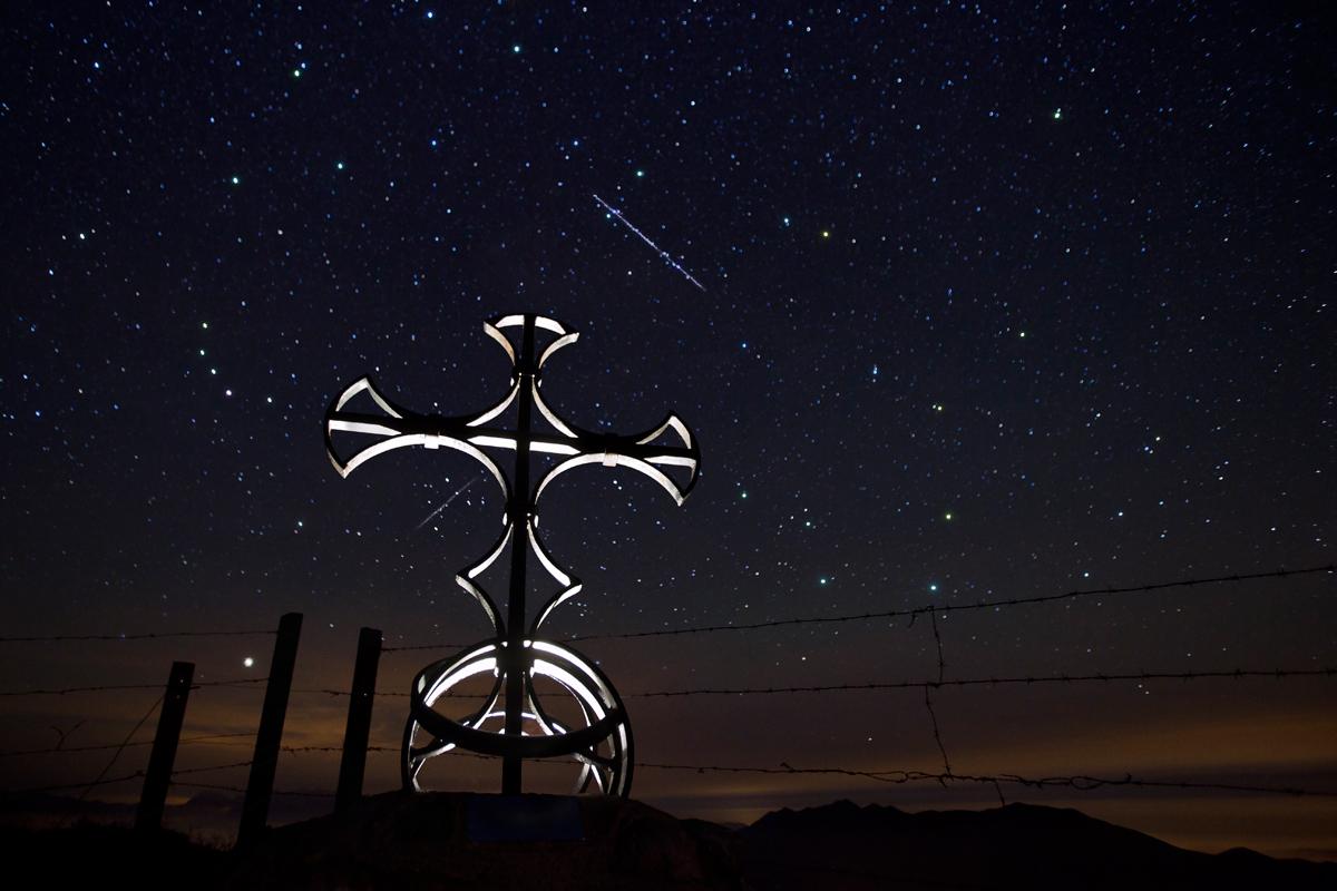 Delta Aquarid Meteor