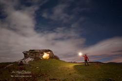 El dolmen de Busnela