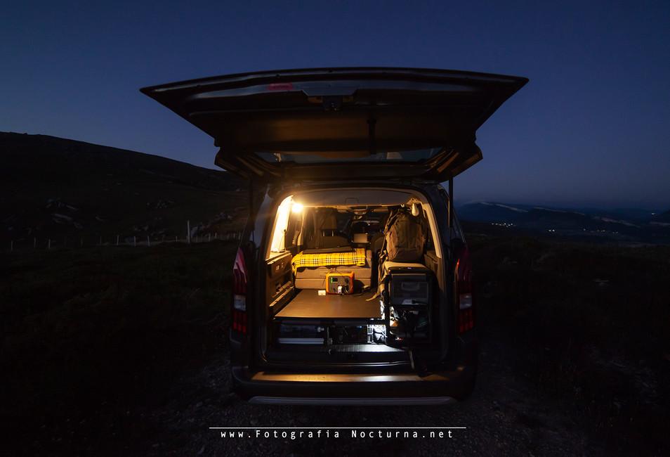 Ruta de 3 días probando la batería bluetti AC50S (Julio 2021) ver vídeo >>